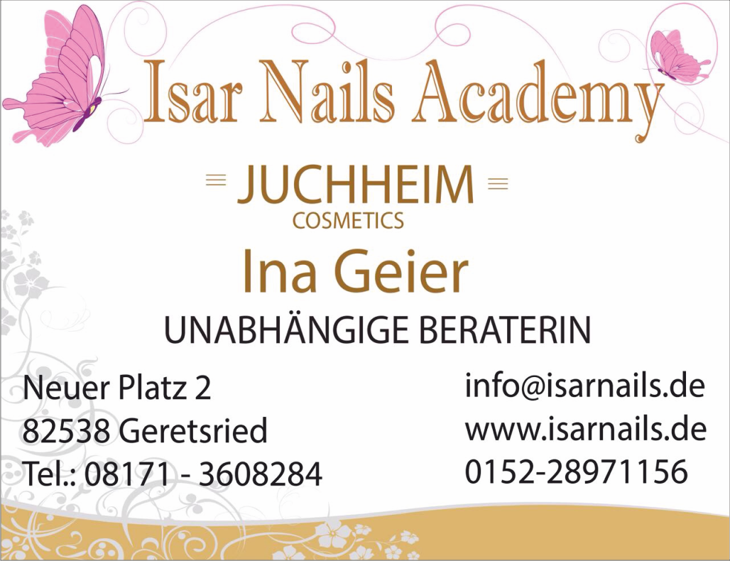S0 Isar Nails Academy 87 x 67 mm